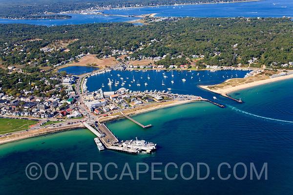 Oak Bluffs & Vineyard Haven