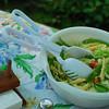 Pasta salad for dinner