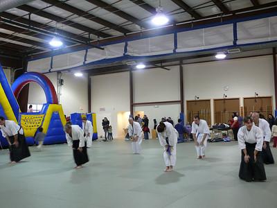 Adult Aikido Demonstration