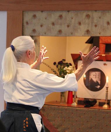 2012 Aikido Ai Memorial Day Retreat