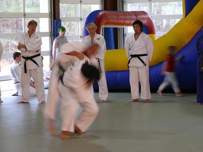 Judo Demo
