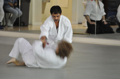 Aikido Promotion Tests - March 12, 2011