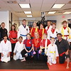 February Belt Testing, Promotion and Potluck : It was a great day for all Kaju AZ testers and supporters!  Congratulations to all our new belts. Keep training strong!