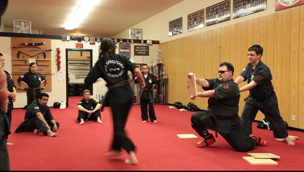 MVI_0016 - Nadia Side Kick Board Break