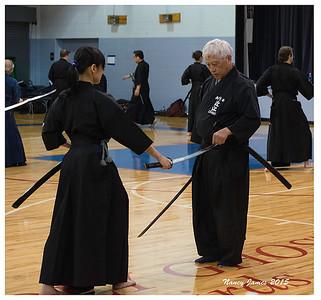 Omhi Sensei Instructing