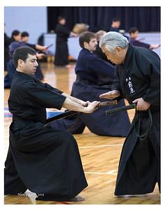Maehara Sensei Instructing