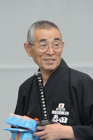 Morita Sensei