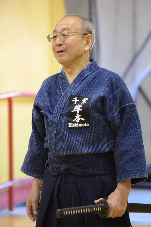 Guelph Iaido Seminar 2013