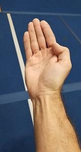 Spear Hand