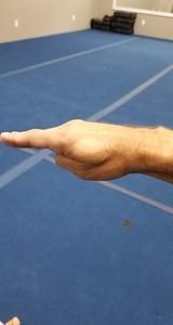 Ridge Hand