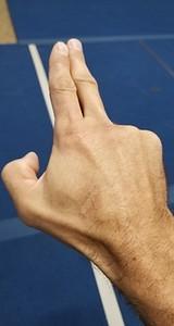 Snake 2 Finger Thrust