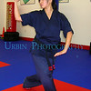 Nidan Michelle Seng practicing at MetroWest Martial Arts & Wellness in Westborough, MA