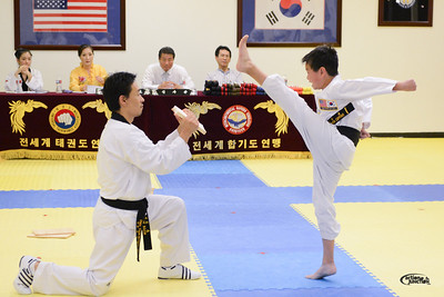 TKD kids test-163