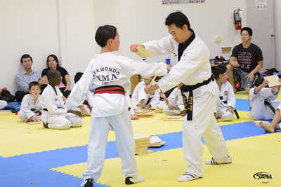 TKD kids test-150