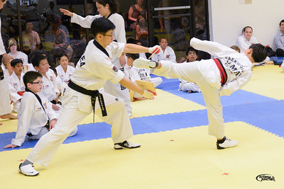 TKD kids test-158
