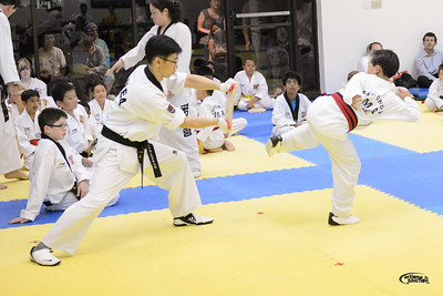 TKD kids test-156