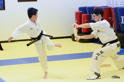 TKD kids test-167