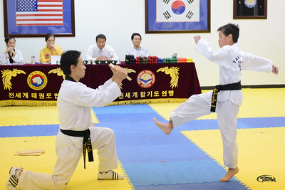 TKD kids test-161