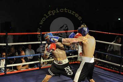 5. Jayson Bridges vs Declan Cull