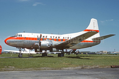 Airline Color Scheme - Introduced 1960