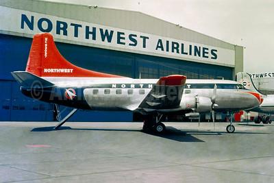 Delivered on August 2, 1948, crashed October 13, 1950 on a training flight