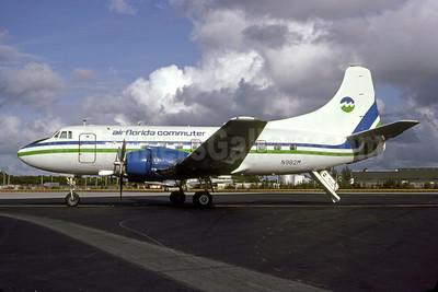 Air Florida Commuter-Marco Island Airways Martin 404 N982M (msn 14247) MIA (Bruce Drum). Image: 105155.