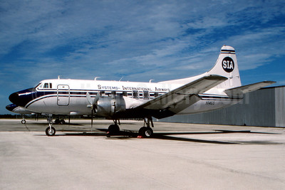 Systems International Airways-SIA Martin 404  N145S (msn 14142) BOW (Fernandez Imaging Collection). Image: 932475.