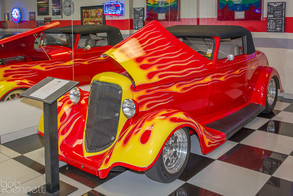 Martin Auto Museum-September 2015