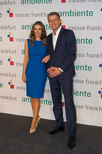 Messe Ambiente in Frankfurt am 13.02.17