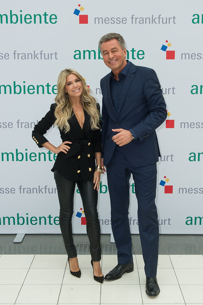 Messe Ambiente in Frankfurt am 12.02.18