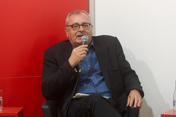 Frankfurter Buchmesse am 11.10.2017 in Frankfurt