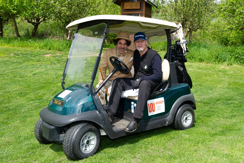 Eagles Charity Golfcup am 06.05.19 in Herbolzheim