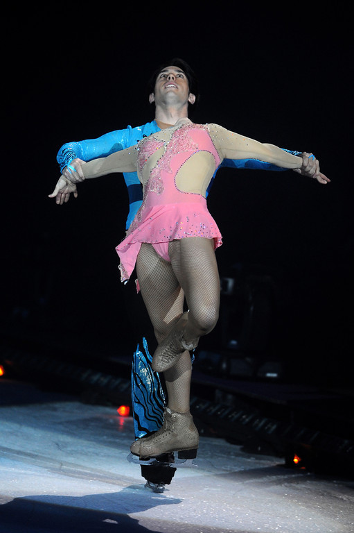 Impression, bei der Holiday on Ice Premiere in der SAP Arena in Mannheim am 03.02.11