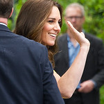 Kate und William 170721 Heidelberg