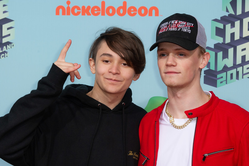 Nickelodeon Kids Choice Award 2019 in Rust im Europapark