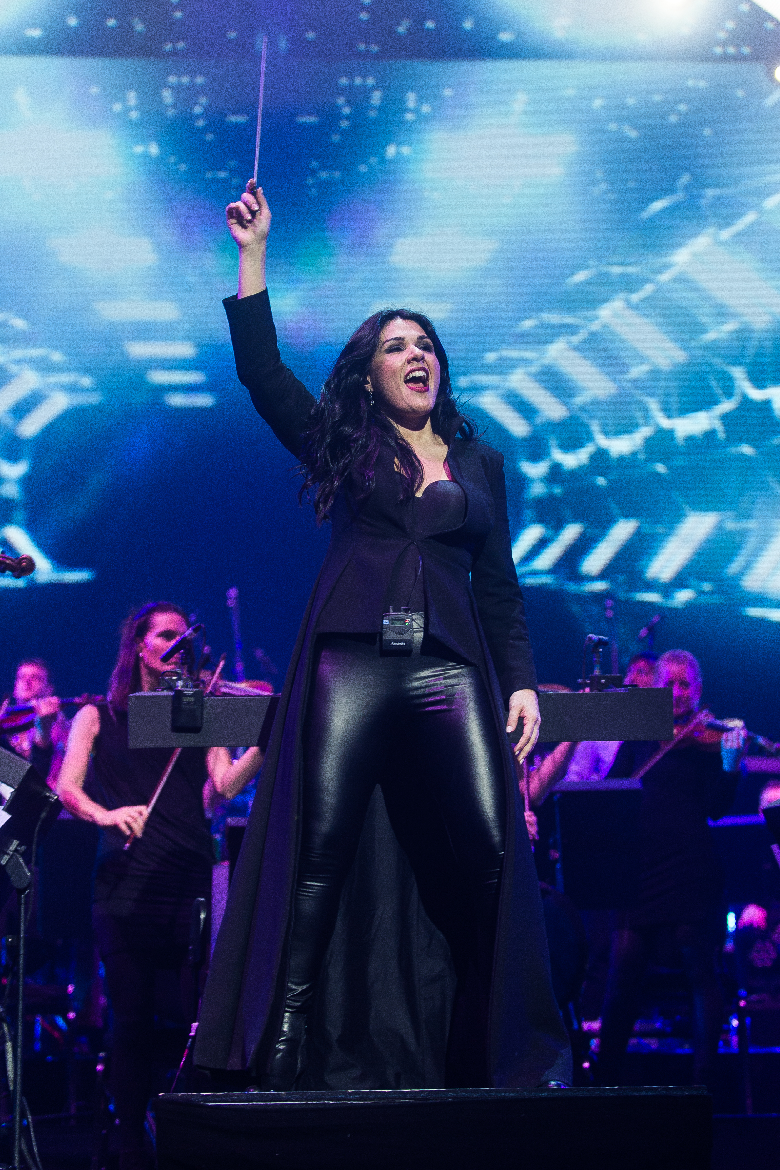 Night of the Proms in Mannheim am 25.11.2016
