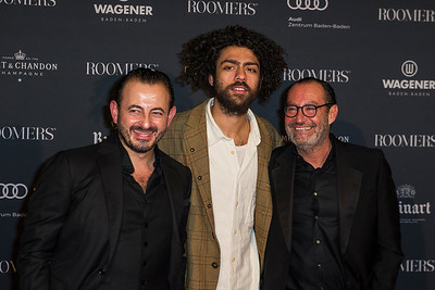 Grand Opening des Hotels Roomers in Baden-Baden am 10.11.16