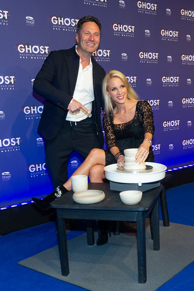 Premiere von Ghost in Stuttgart im Stage Palladium Theater,
