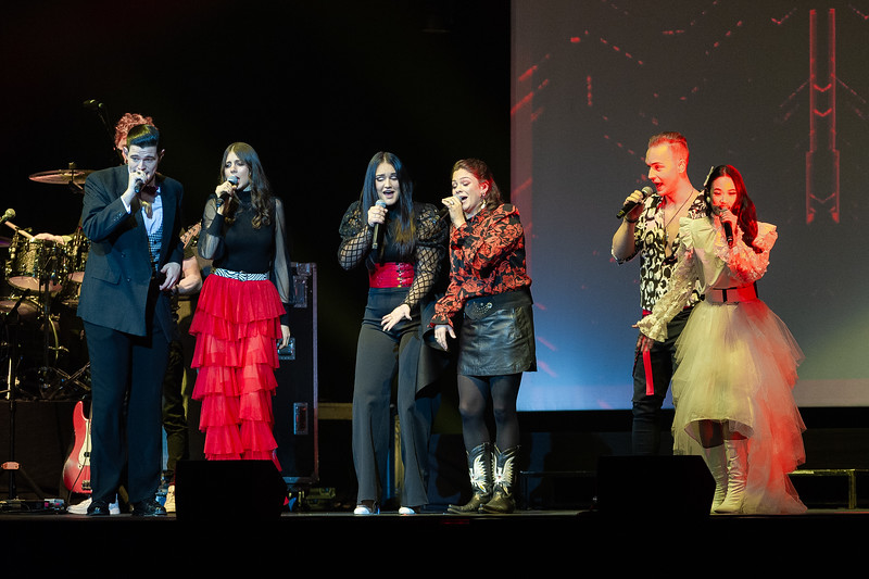 The Voice of Germany am 09.12.19 in Mannheim in der SAP Arena
