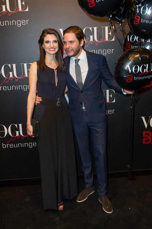 VOGUE loves Bräuninger Event in Stuttgart am 18.03.16