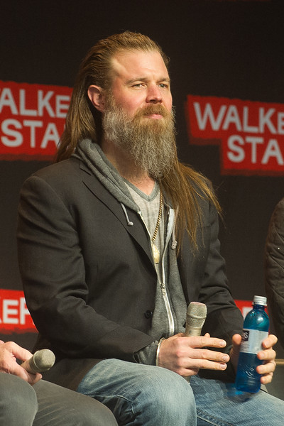 Walker Stalker 2018 in Mannheim