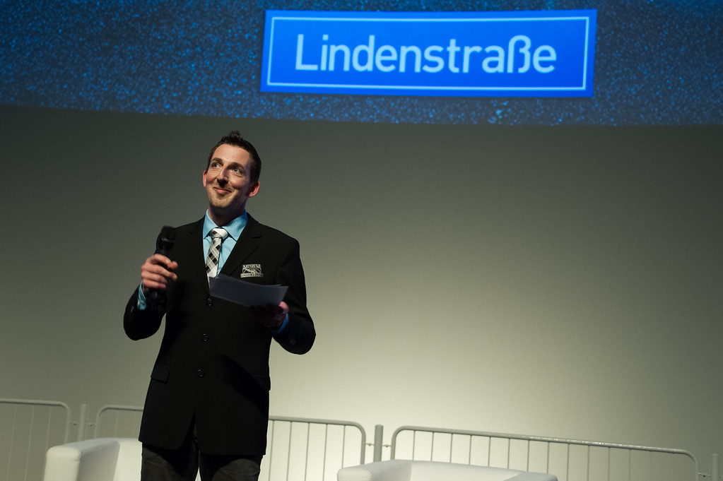Lindenstrasse Talkrunde am 14.11.15 in Speyer im Technik Museum