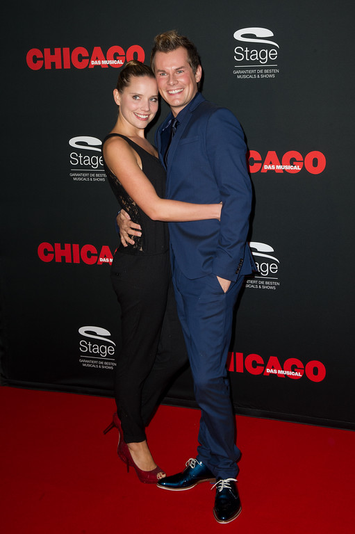 Premiere zu Chicago am 06.11.14 in Stuttgart