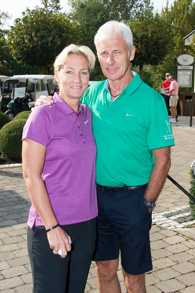 Aktion Kinderträume Golf Cup in St. Leon-Rot am 09.09.2016