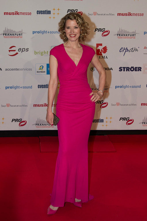 Lea Award am 04.04.16 in der Festhalle in Frankfurt
