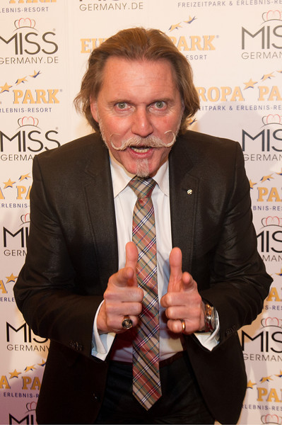 INGO LENSSEN, bei der Miss Germany Wahl 2013 im Europapark in Rust