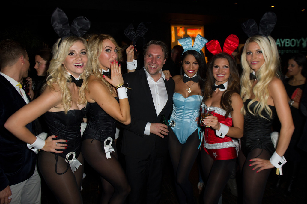 Playboyparty der Playboy Clubtour 2013 am 26.10.13 im Zenzakan in Frankfurt