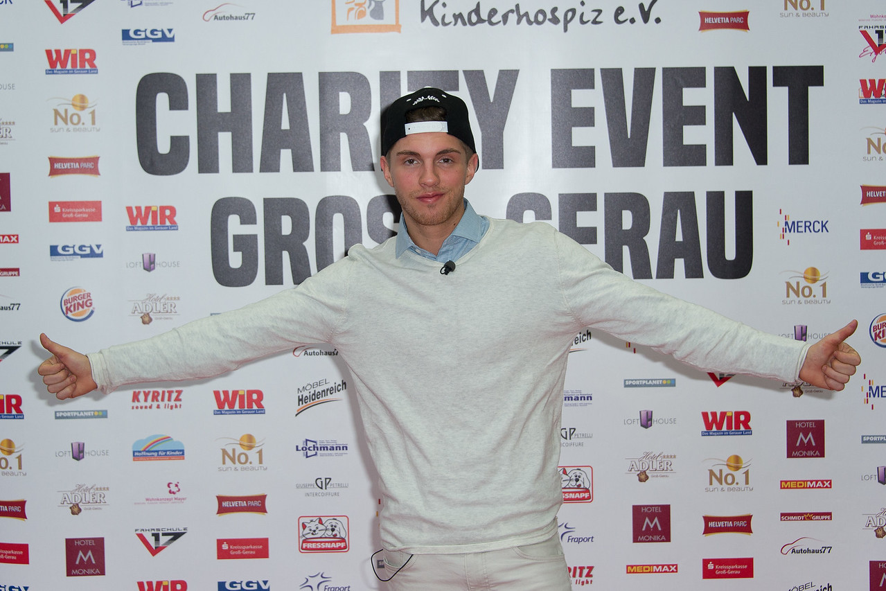 Kinderhospiz Charity Event am 09.01.16 in Gross Gerau