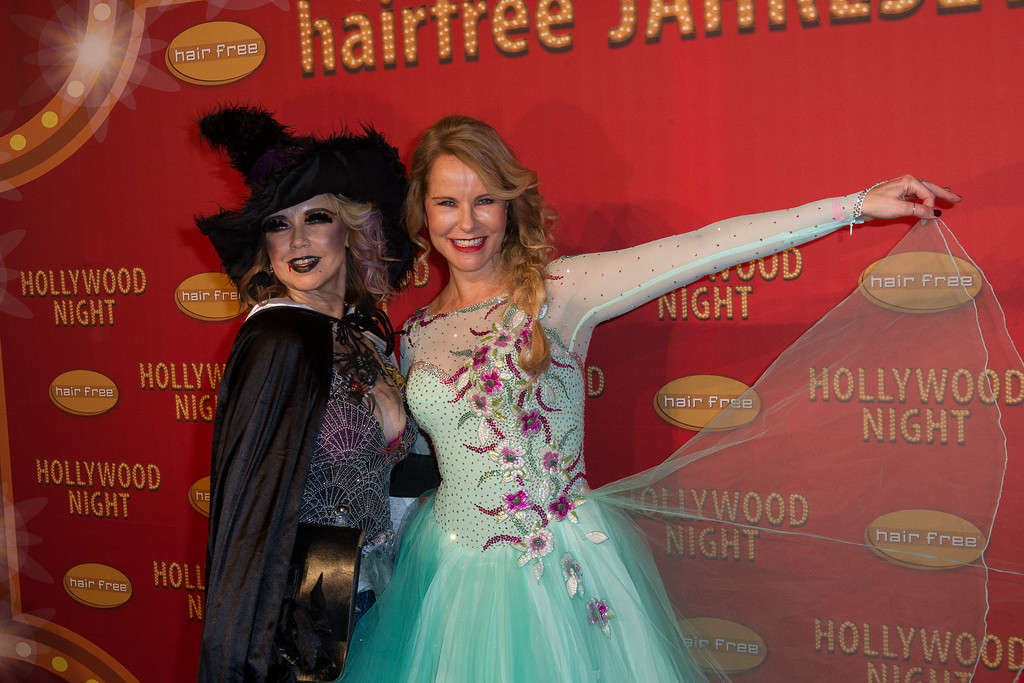 Hairfree Hollywood Superhero Fairytale Night am 26.11.16 bei Hairfree in Damstadt