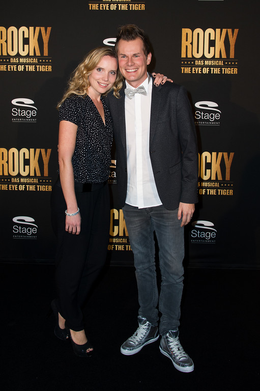 Rocky Premiere am 11.11.115 in Stuttgart im Stage Palladium Theate